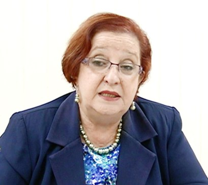 Opposition Chief Whip, Gail Teixeira