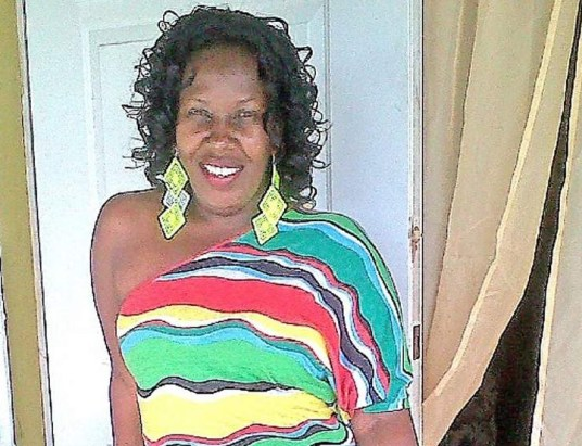 Carlene Grant (Trinidad Express photo)