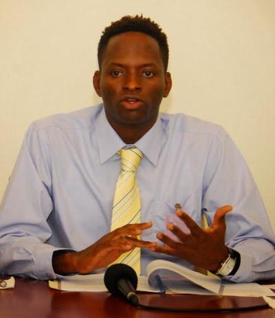 Managing Director of  SASOD, Joel Simpson