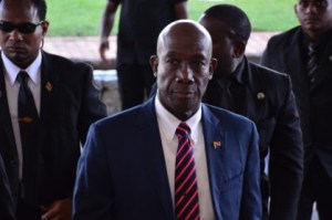 T&T Prime Minister, Keith Rowley