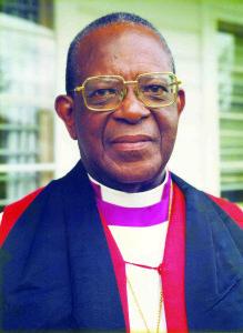 Bishop Randolph George
