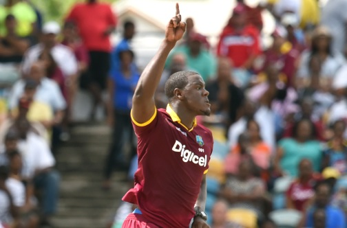 BRATHWAITE... it is a very big honour to captain the West Indies (Jamaica Observer photo)