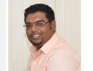 Opposition PPP/C Member of Parliament, Irfaan Ali