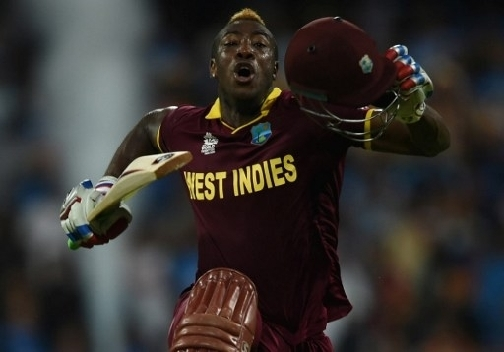 Andre Russell (file photo)