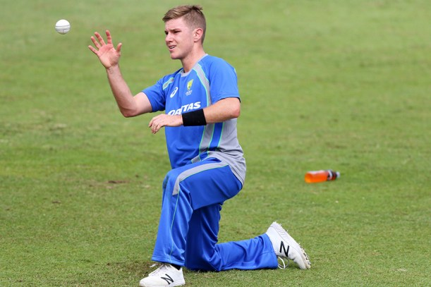 Ahead of Australia's Test tour of India early next year, Adam Zampa is hoping to impress in the Sheffield Shield© Getty Images