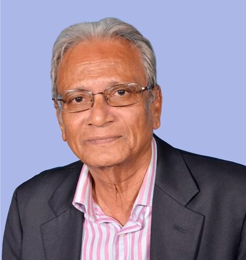 Minister of Education, Dr. Rupert Roopnaraine