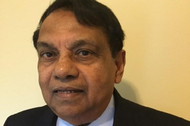 Guyana's Ambassador to Kuwait, Dr Shamir Ally