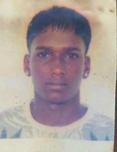 HACKED TO DEATH: Mahesh Chand