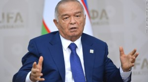 President Islam Karimov has died