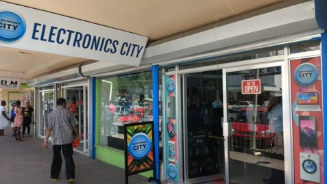 The Electronics City branch located at Forgarty's
