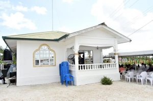 The Guyana Foundation Sunrise Centre, located at Zorg-En-Vlygt, Essequibo Coast.