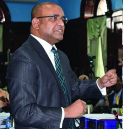 Former President and now Opposition Leader, Dr Bharrat Jagdeo