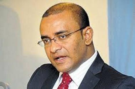 Dr Bharat Jagdeo