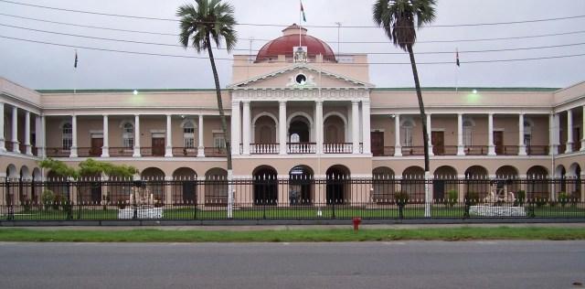 parliament_georgetown_guyana