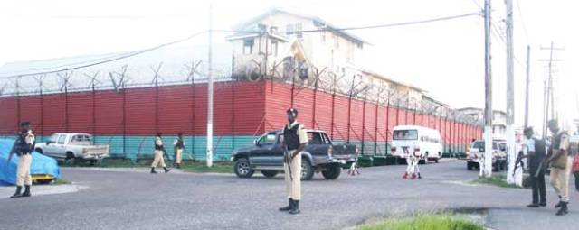A report from the Commission of Inquiry (COI) into the Camp Street Prison riots, which led to the death of 17 persons in March, cited overcrowding as a major factor.