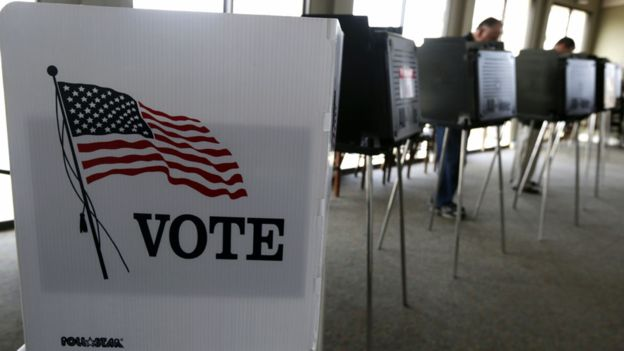State voter registration databases in Illinois and Arizona were also breached (AP)