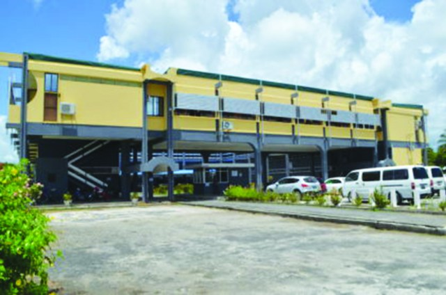 The Institute of Applied Science and Technology (IAST), located in the compound of the University of Guyana, where the Government Analyst–Food and Drug Department is currently housed