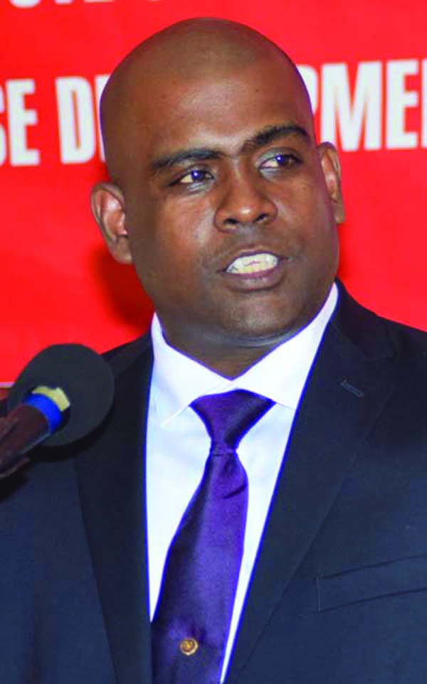 PSC Economic and Financial Affairs Committee Chairman Ramesh Persaud
