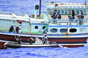Guyana launches SEACOP to tackle maritime trafficking