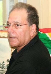 GNBA Board member Tony Vieira