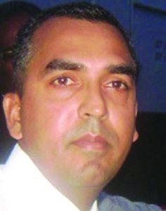 NFMU Managing Director, Valmikki Singh