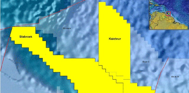 Oil & Gas: Hess acquires 15% interest in Kaieteur Block from