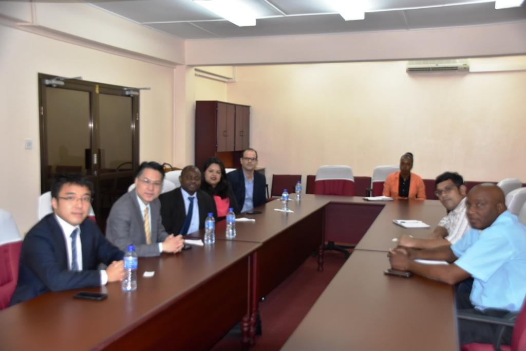 GAWU expresses concerns about sugar during meeting with IMF | INews