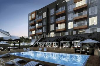Residenze e Hotel Superlusso: Williamsburg mette il primo dentino