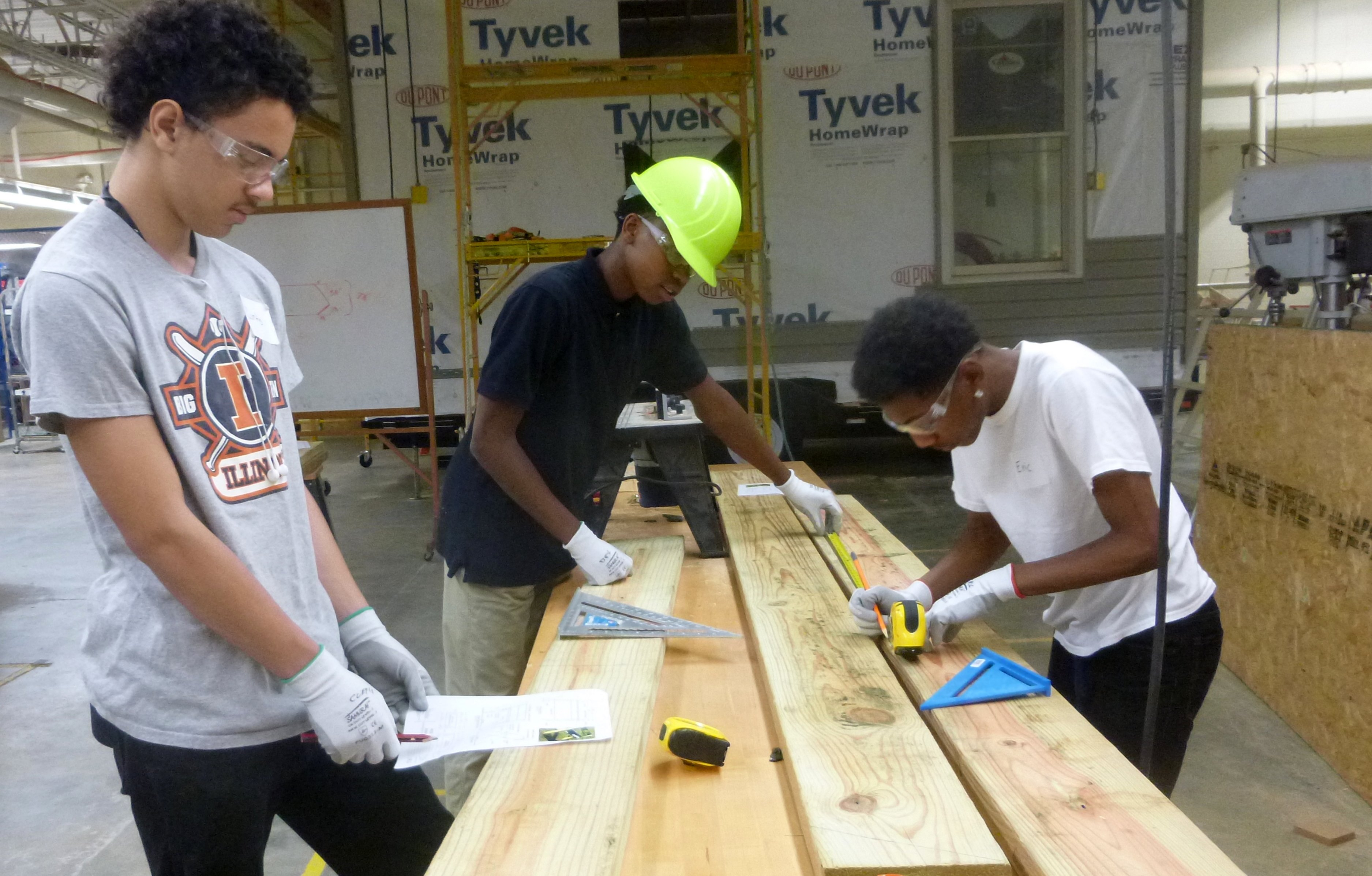 Woodworking Activities For Exchange Students Abroad