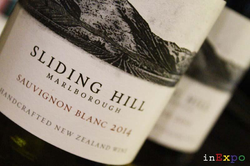 Massimo Sacco e i vini neozelandesi