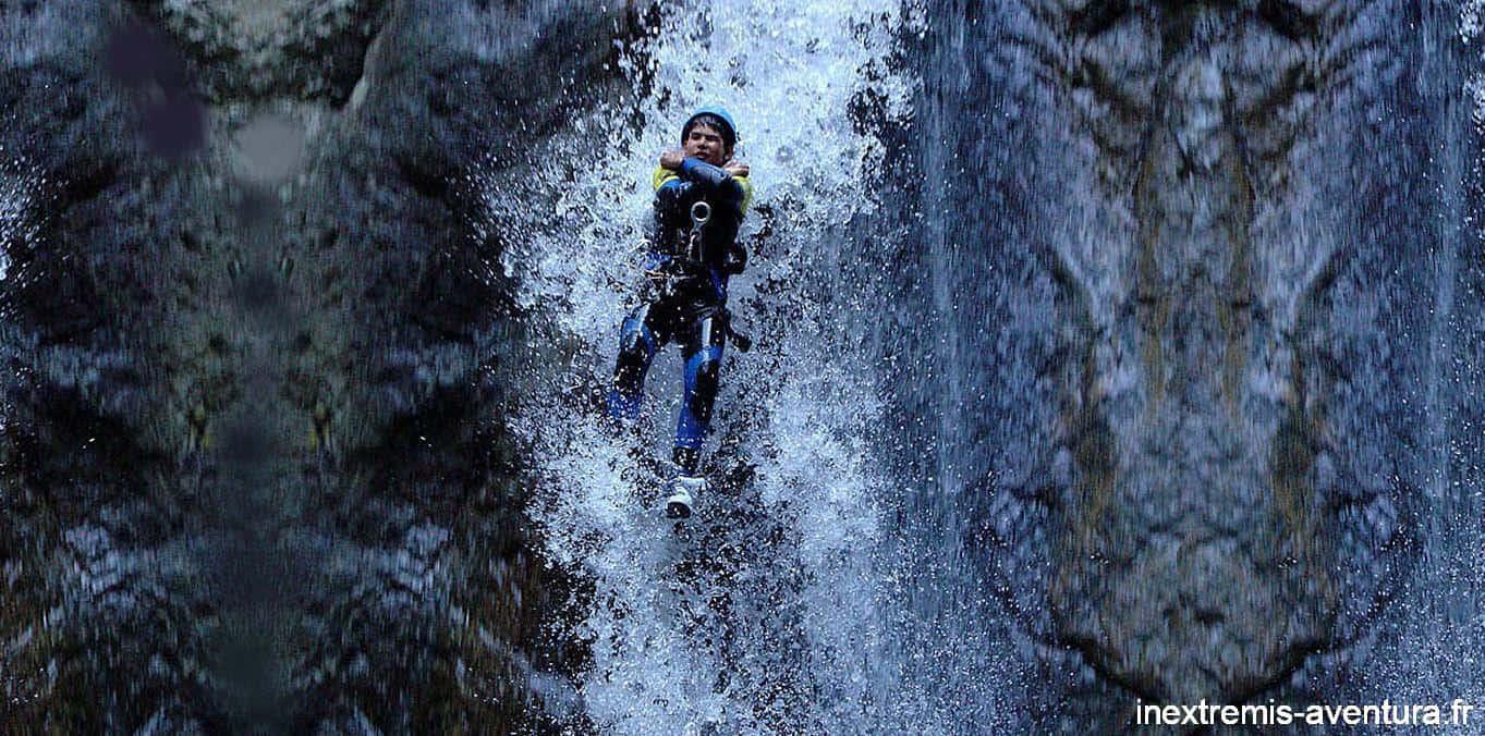 Canyoning Llech - Prades - Pyrénées Orientales