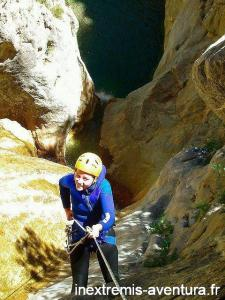Canyoning Sant Aniol d'Aguja