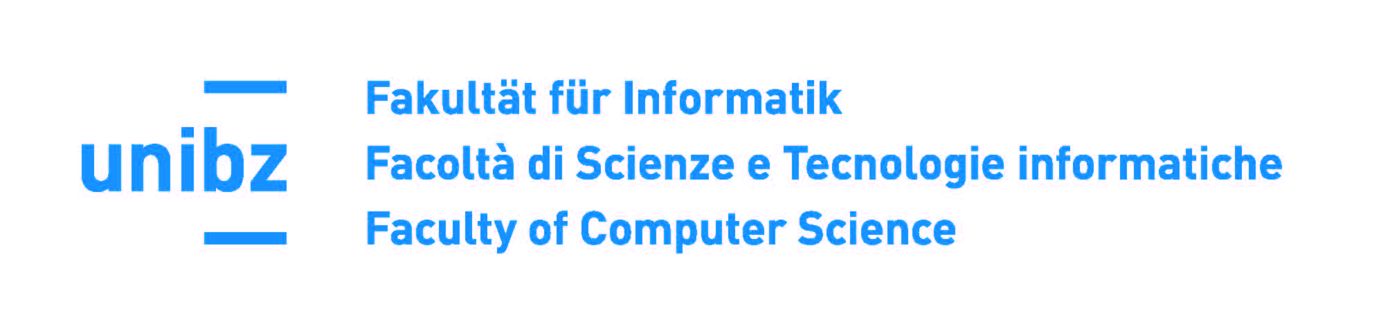 Free University of Bozen-Bolzano - Faculty of Computer Science