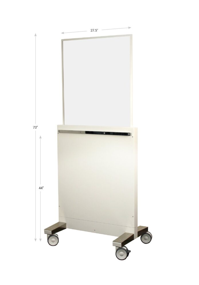 X Ray Mobile Barrier Technician Protection