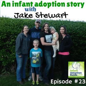 Jake Stewart family