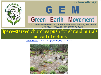 Gem 7-8-green burial in mumbai | Infant Jesus Jogeshwari