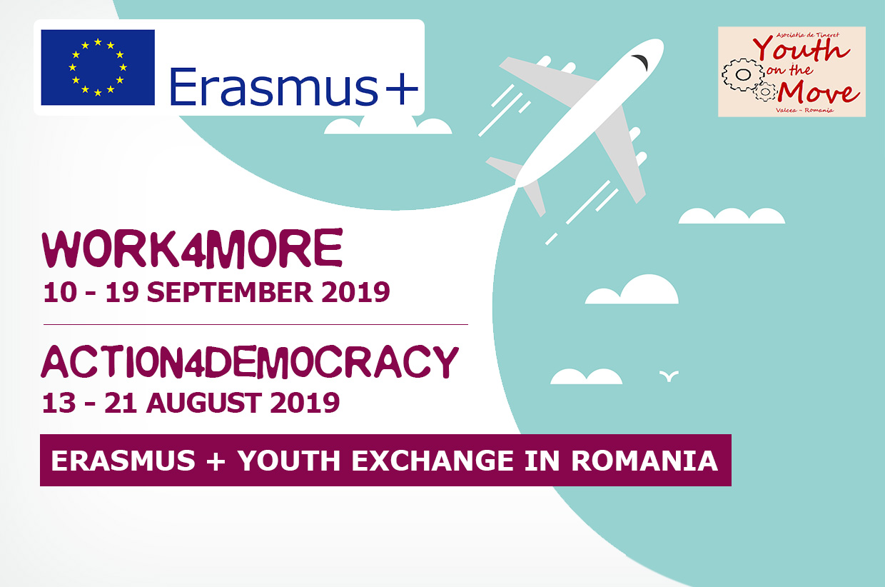 Erasmus + Youth Exchange in Romania