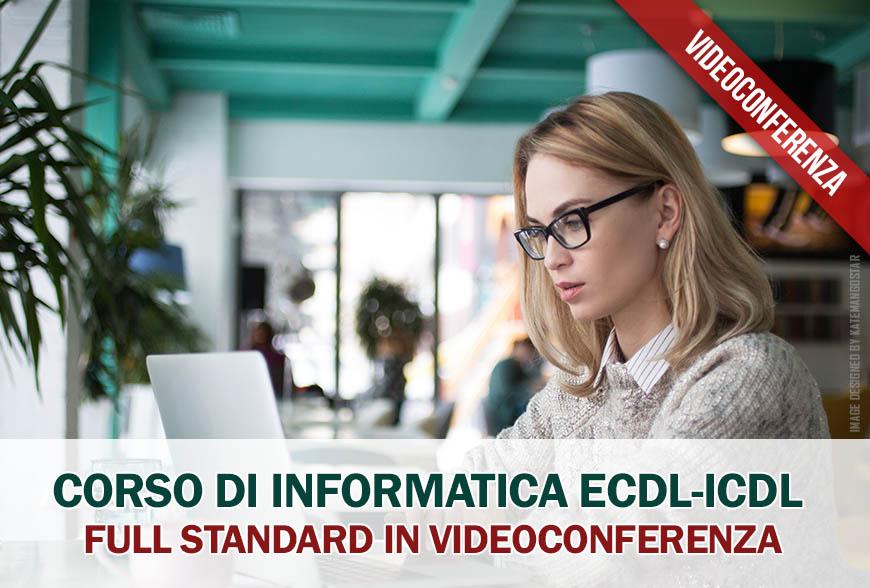 CORSO ECDL/ICDL IN VIDEOCONFERENZA