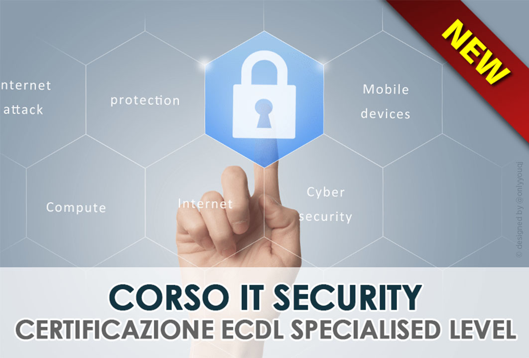 CORSO IT Security – Certificazione Specialised Level