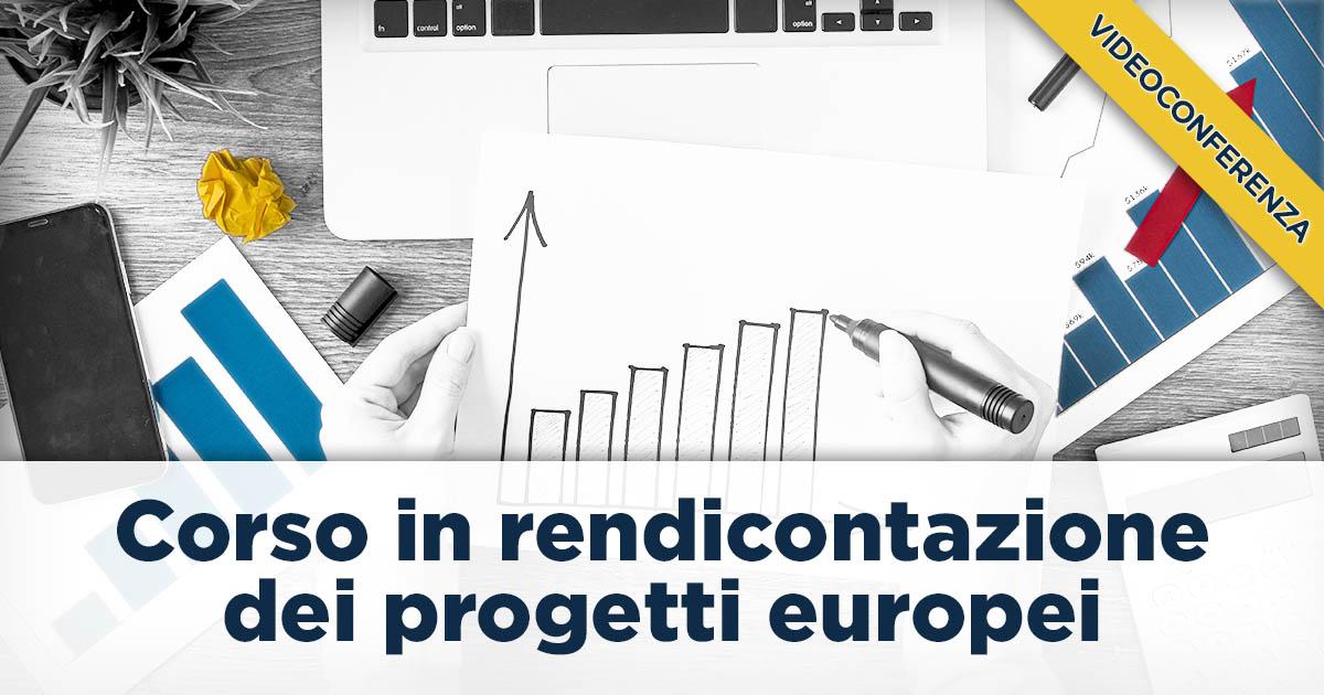 CORSO IN RENDICONTAZIONE DEI PROGETTI EUROPEI