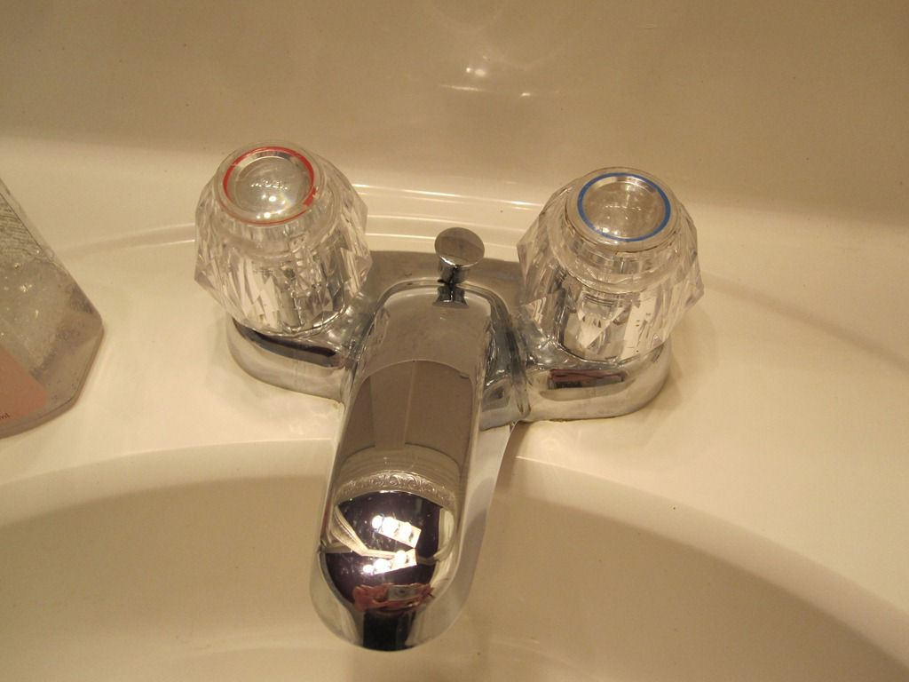 Pottery barn bathroom faucets - The Other Day While Perusing Pottery Barn I Came Across This Pretty Faucet
