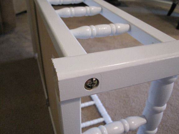 baby changing table to shelf (2)