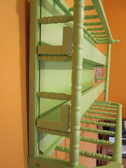 baby changing table to shelf (5)