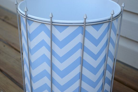 chevron trash can (34)