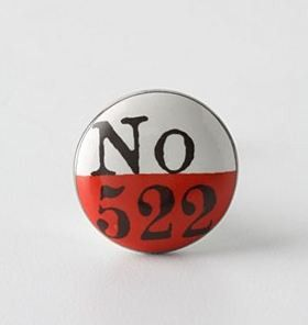 lucky number knob