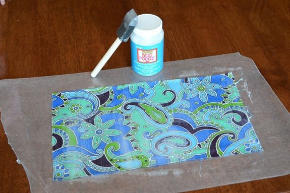 Make an Embellished Grocery Bag Container