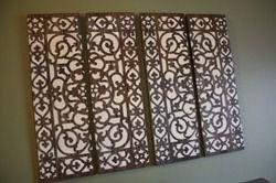 doormat wall art