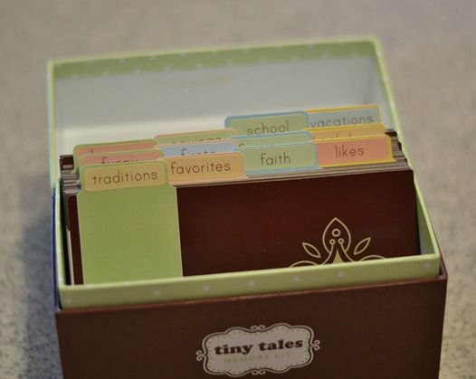 Tiny Tales Giveaway