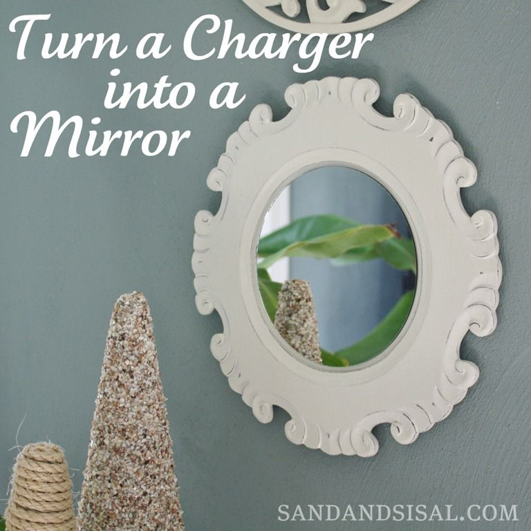Charger into a Mirror