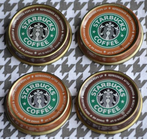 Bottled Starbucks Frappuccino Magnets